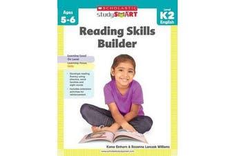 Study Smart - Reading Skills Builder Level K2