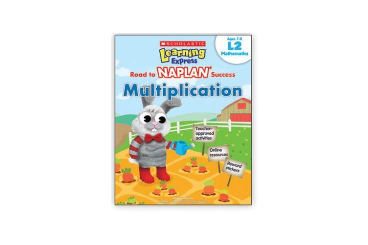 Learning Express NAPLAN - Multiplication L2