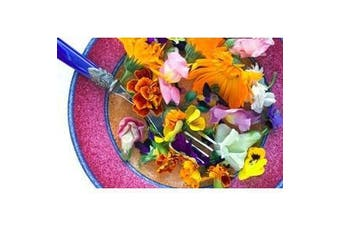 EDIBLE FLOWER PACK 12 packets