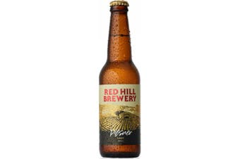 Red Hill Brewery Pilsner 330mL Case of 24