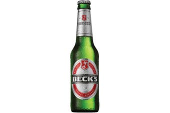 Beck's Brewery Beer 330mL Case of 24