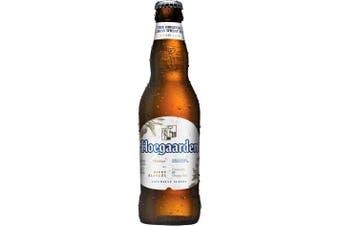 Hoegaarden White Beer 330mL Case of 24