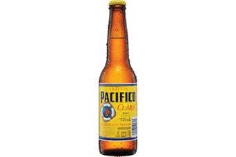 Pacifico Clara Beer 355mL Case of 24