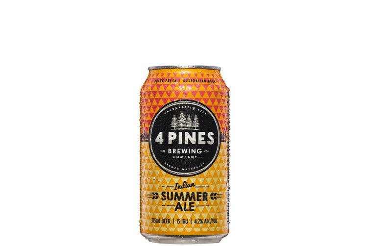 4 Pines Indian Summer Ale 375mL Case of 24