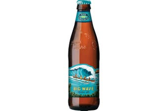 Kona Brewing Co Big Wave Golden Ale 355mL Case of 24