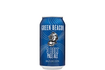Green Beacon 3 Bolt Pale 330mL Case of 24
