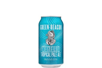 Green Beacon Wayfarer Tropical Pale Ale 375mL Case of 24