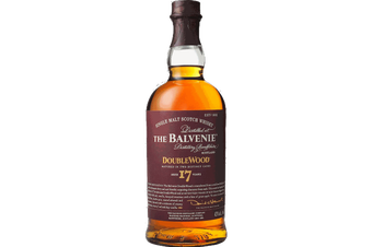 The Balvenie 17 Year Old Double Wood 700mL Bottle