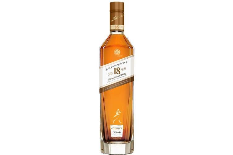 Johnnie Walker 18 Year Old 750mL Bottle