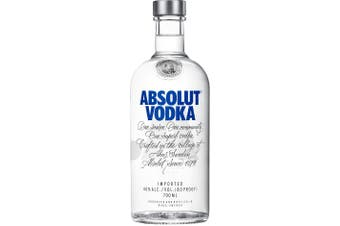 Absolut Vodka 700mL Bottle