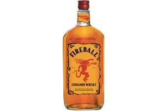 Fireball Cinnamon Whisky 700mL Bottle