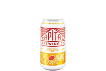 Capital Brewing Co Spring Board 375mL Case of 24