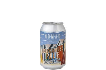 Nomad Beach House Pale Ale 330mL Case of 24