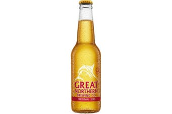 Great Northern Brewing Co Original Lager 330mL Case of 24