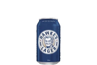 Hawke's Brewing Co. Lager 375mL Case of 24