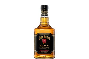 Jim Beam Black Extra Aged 700mL Bottle