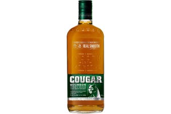 Cougar Bourbon 700mL Bottle