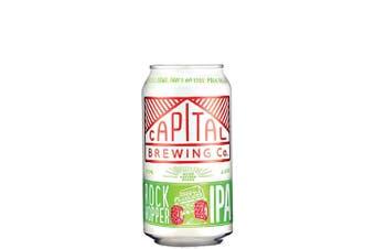 Capital Brewing Co Rock Hopper IPA 375mL Case of 24