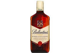 Ballantine's Finest Scotch Whisky 700mL Bottle