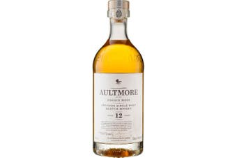 Aultmore 12 Year Old Scotch Whisky 700mL Bottle