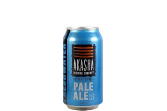 Akasha Brewing Company Freshwater Pale Ale 375mL Case of 24