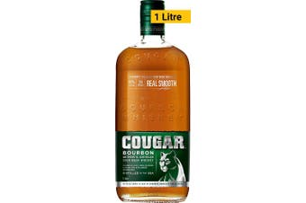 Cougar Bourbon 1L 1000mL Bottle