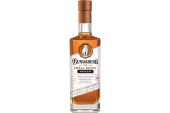 Bundaberg Rum Small Batch Spiced Rum 700mL Bottle