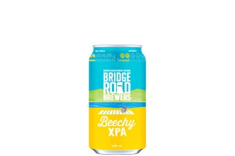 Bridge Road Brewers Beechy XPA Can 355mL Case of 24