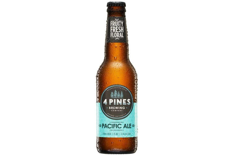 4 Pines Pacific Ale 330mL Case of 24