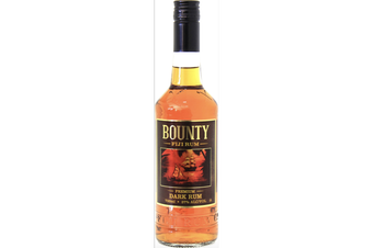 Bounty Dark Rum 700mL Bottle