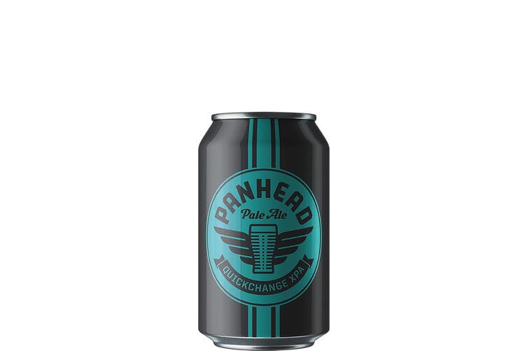 Panhead Custom Ales Quickchange XPA Can 355mL Case of 24