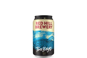 Red Hill Brewery Two Bays 355mL Case of 24