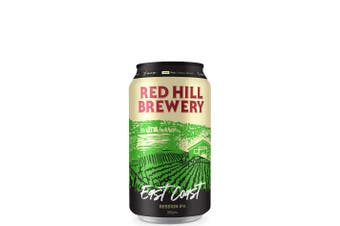 Red Hill Brewery East Coast 355mL Case of 24