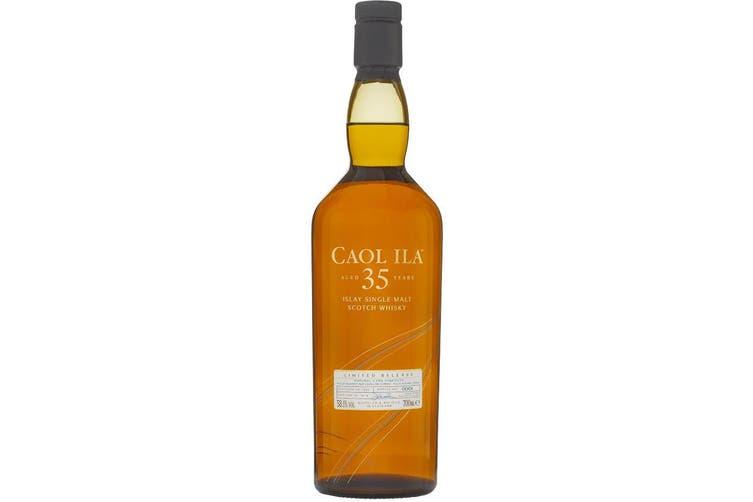 Caol Ila 35 Year Old 700mL Bottle