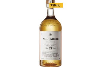 Aultmore 21 Year Old 750mL Bottle