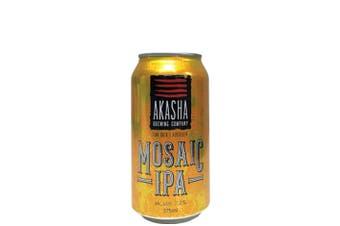 Akasha Brewing Company Mosaic 375mL Case of 24