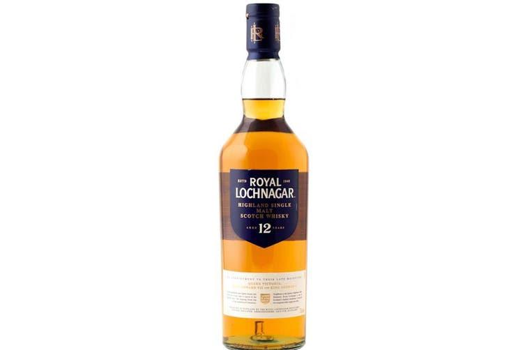 Royal Lochnagar Distillery 12 Year Old 700mL Bottle