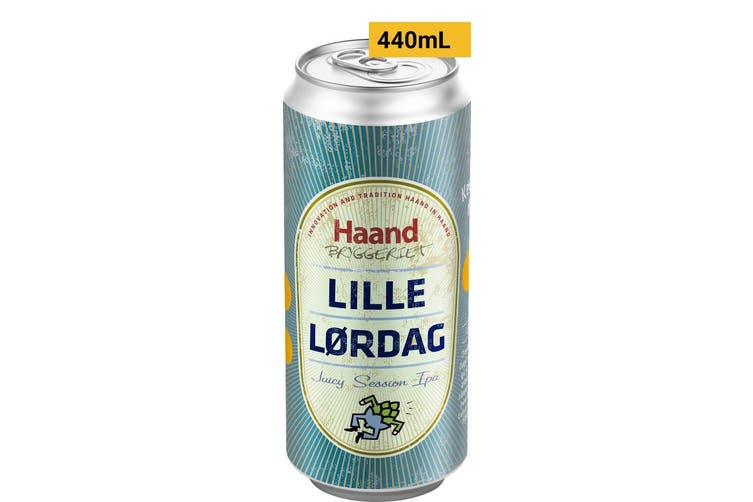 Haandbryggeriet Lille Lordag 440mL Case of 24