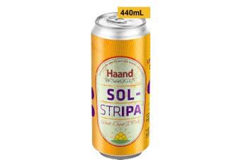 Haandbryggeriet Solstripa 440mL Case of 24