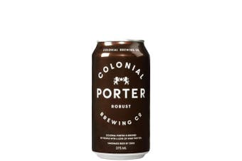 Colonial Brewing Co. Robust Porter 375mL Case of 24