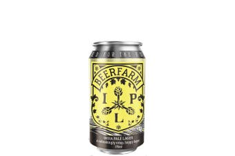 Beerfarm India Pale Lager 375mL Case of 24