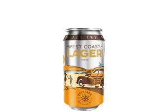 Beerfarm West Coast Lager 375mL Case of 24