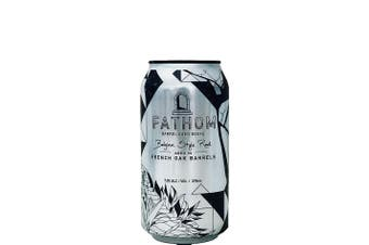 Green Beacon FATHOM Belgian Style Red Ale 375mL Case of 16