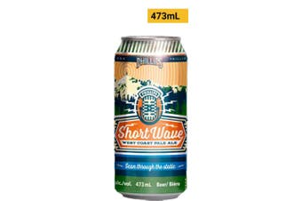 Phillips Brewing Short Wave 473mL Case of 24
