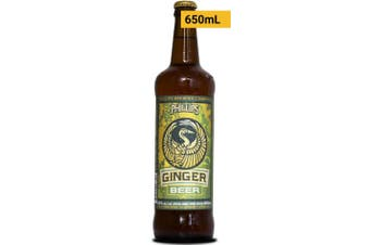 Phillips Brewing Ginger Beer 650mL Case of 12