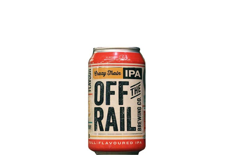 Off The Rail Crazy Train 355mL Case of 24