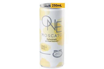 Brown Brothers ONE Moscato 250mL Case of 24