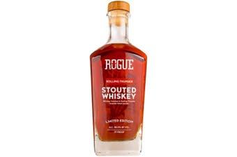 Rogue Rolling Thunder Stouted Whiskey 700mL Bottle