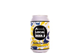 A Local Beer Pacific Paradise 355mL Case of 24