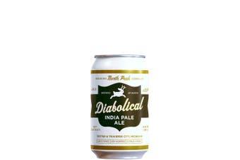 North Peak Brewing Company Diabolical 355mL Case of 24